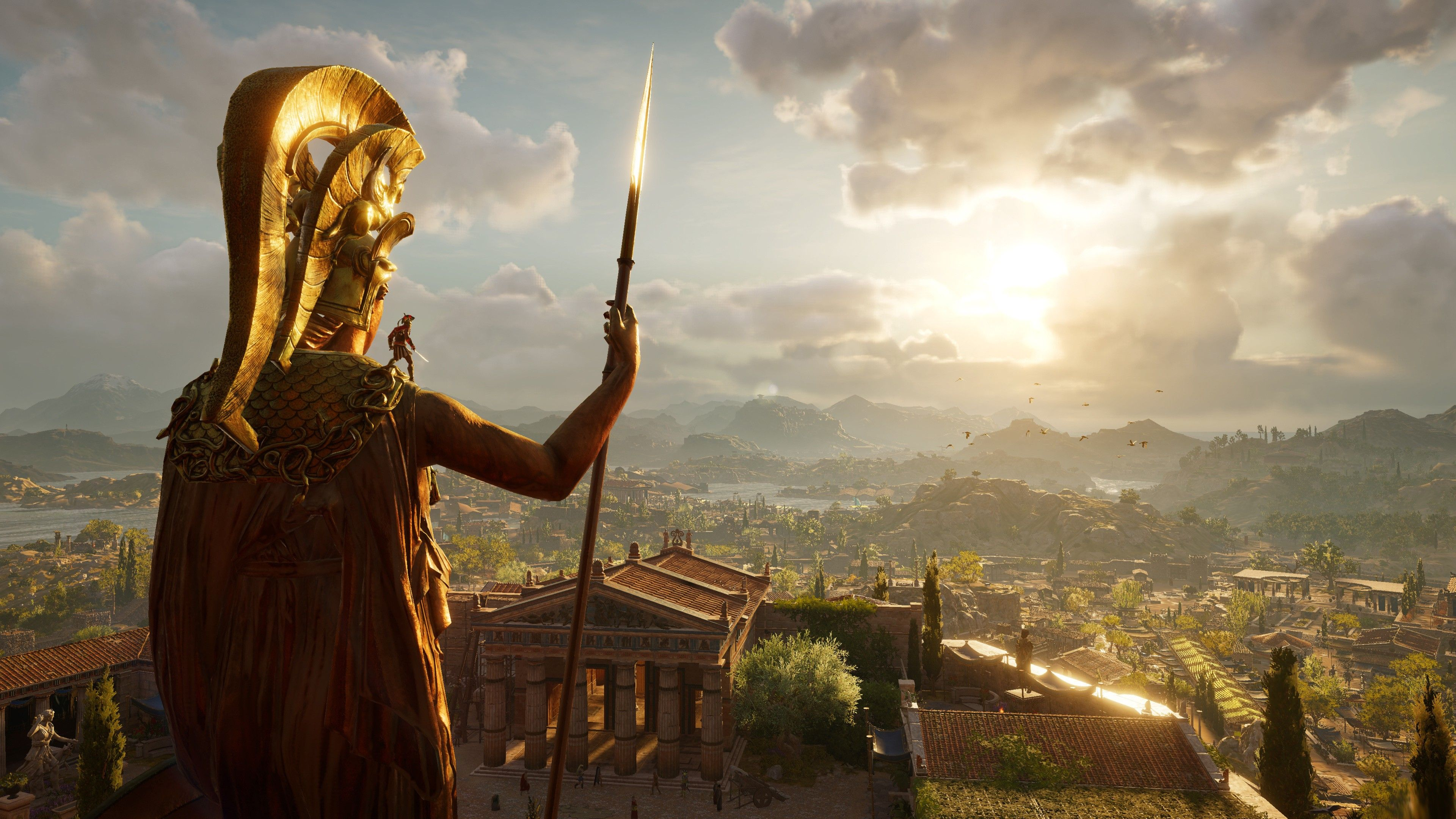 Assassin S Creed Odyssey E3 2018 Screenshot 4k 6571