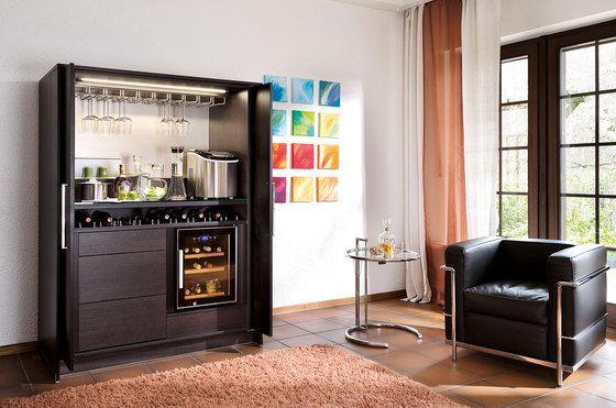 STAGE Bar di Poggenpohl | Mobili bar | Soggiorno | Pinterest ...