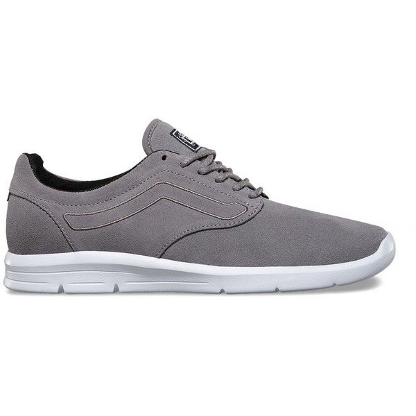 Vans Suede Iso 1.5 ($75) ❤ liked on Polyvore featuring men's fashion, men's