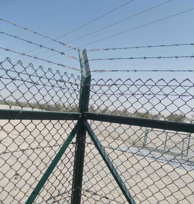 85++ reference of chain link fence security system in 2020