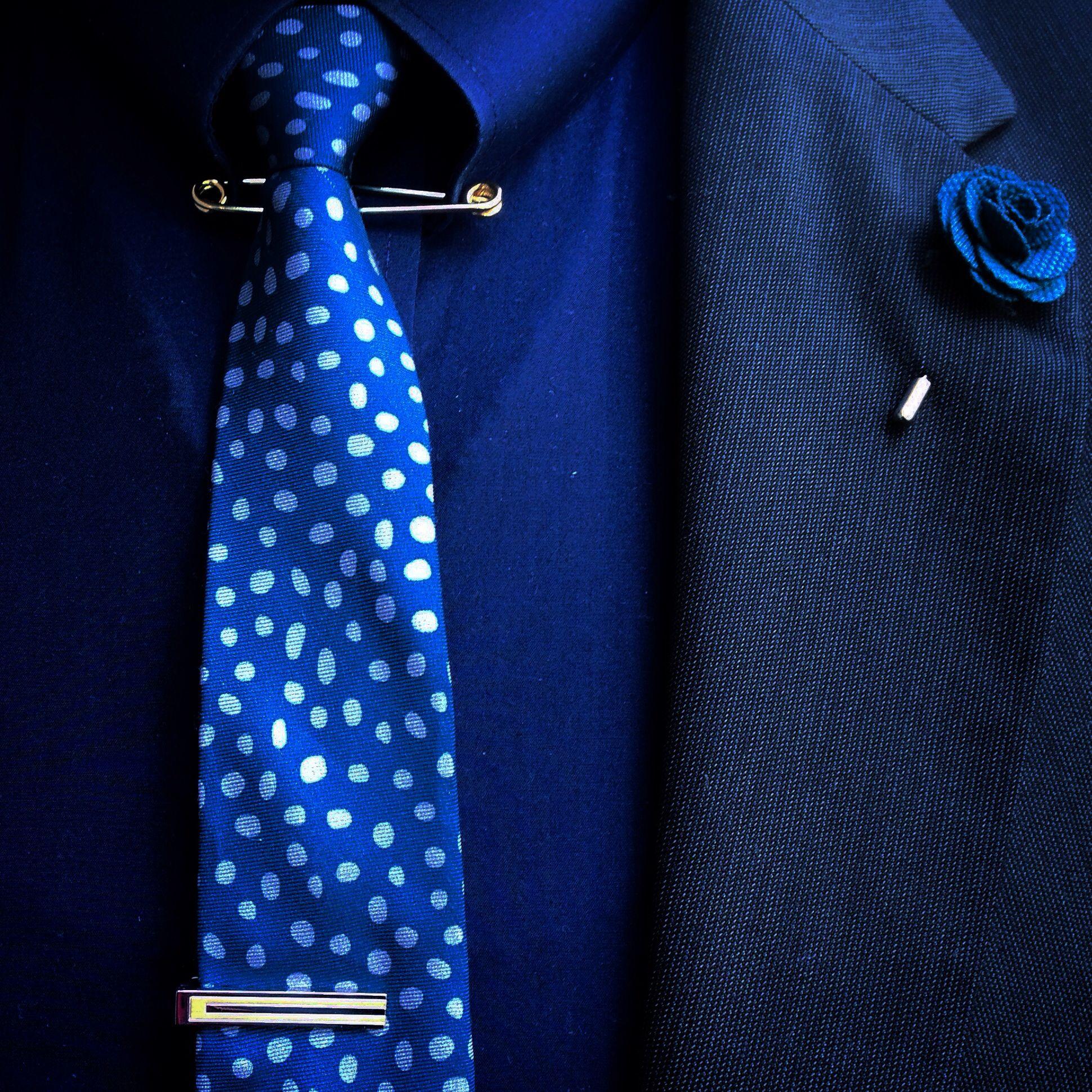 Canda suit, club monaco tie, the tie bar collar bar and tie bar, river island flower lapel, stafford shirt.