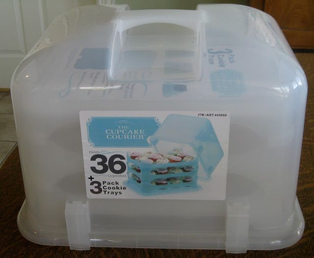 36 Cupcake Carrier Pleasing 36 Cupcake Carrier  For The Home  Pinterest  Cupcake Carrier And Cake Design Inspiration