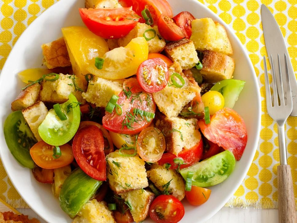Summer picnic side dish recipes food network salsa dips and salad from potato salad to pasta salad food network picked out great portable side dishes for forumfinder Images