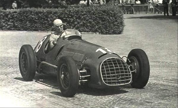 #18 Alberto Ascari (Ita) - Ferrari 125 (Ferrari V12S) oil pump (5) Scuderia Ferrari