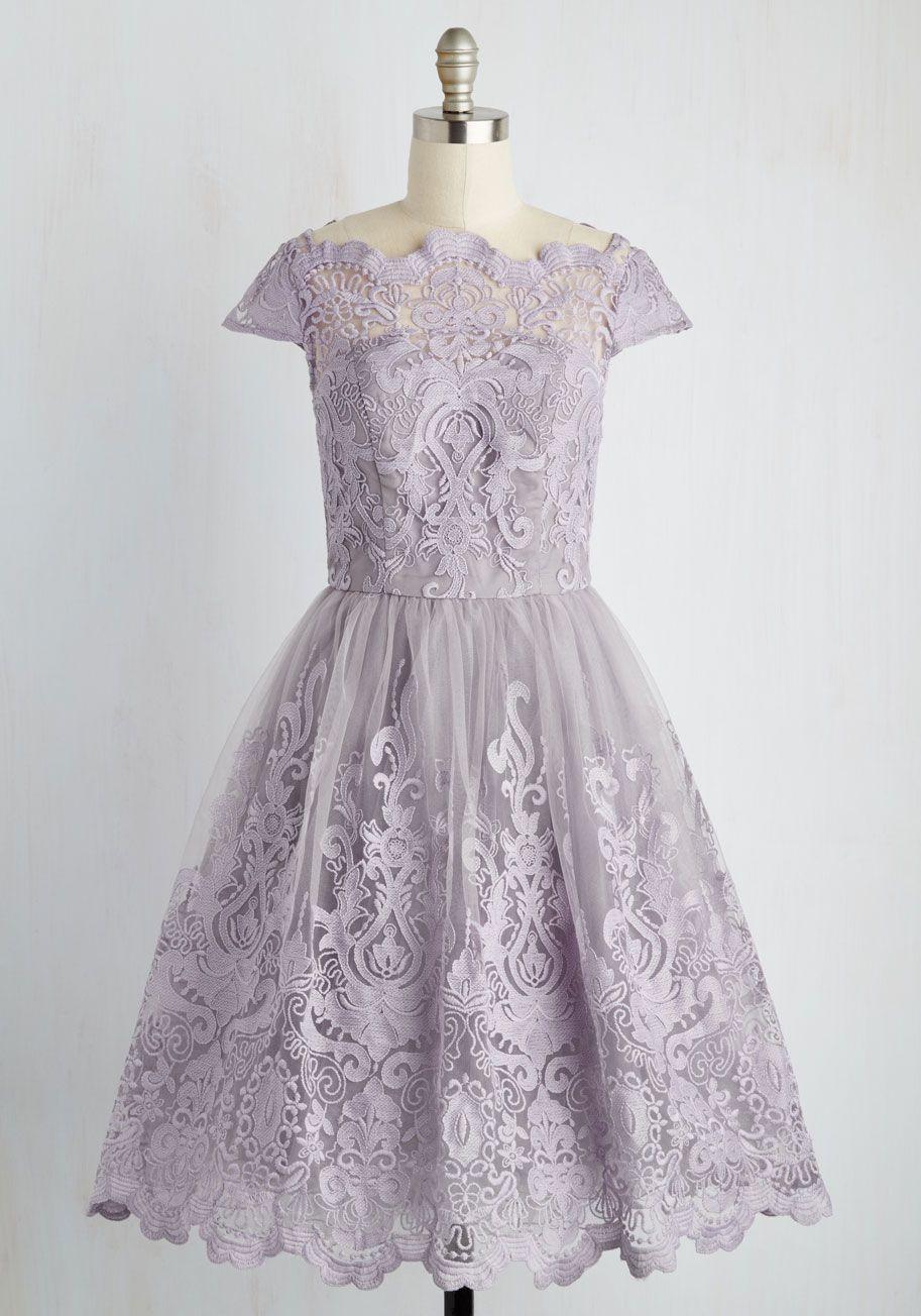 Exquisite Elegance Dress in Lavender | \'Dress\' Code | Pinterest ...