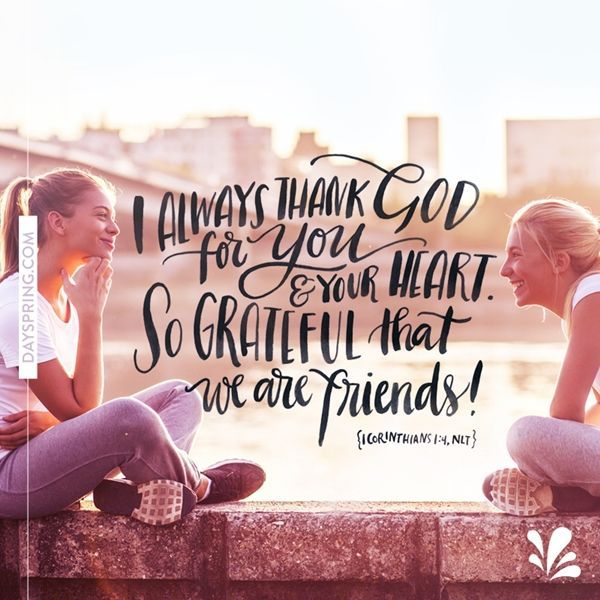 1000+ Christian Friendship Quotes On Pinterest | True Friends .