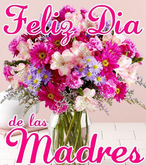 Imagenes bonitas de ramos de flores feliz d a de lasima madres para whatsapp vestido - Ramos de flores hermosas ...