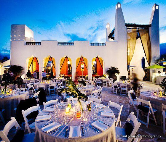 Florida Beach House Weddings: Alys Beach Wedding Caliza #thebeachgroup #30A #live30A