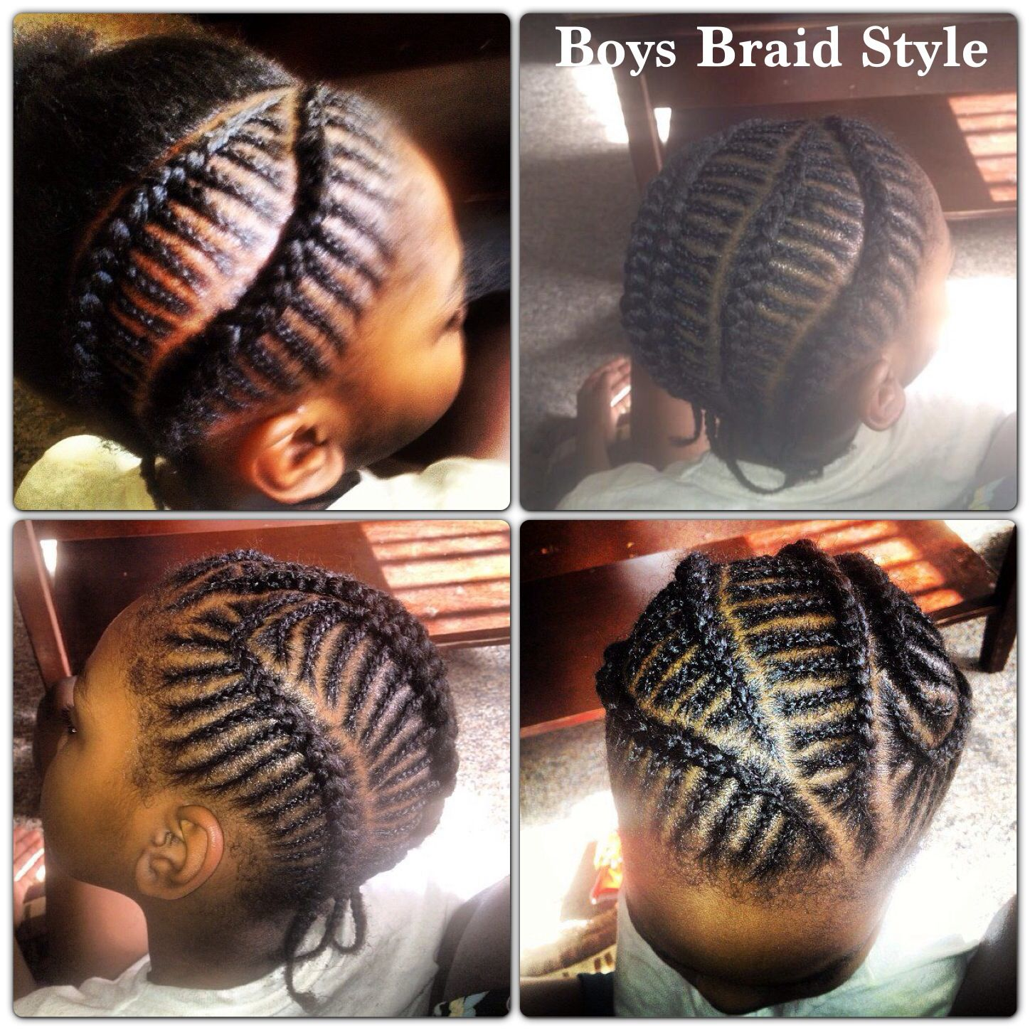 Boys Braids | Children's Natural Hair | Pinterest | Boy ...