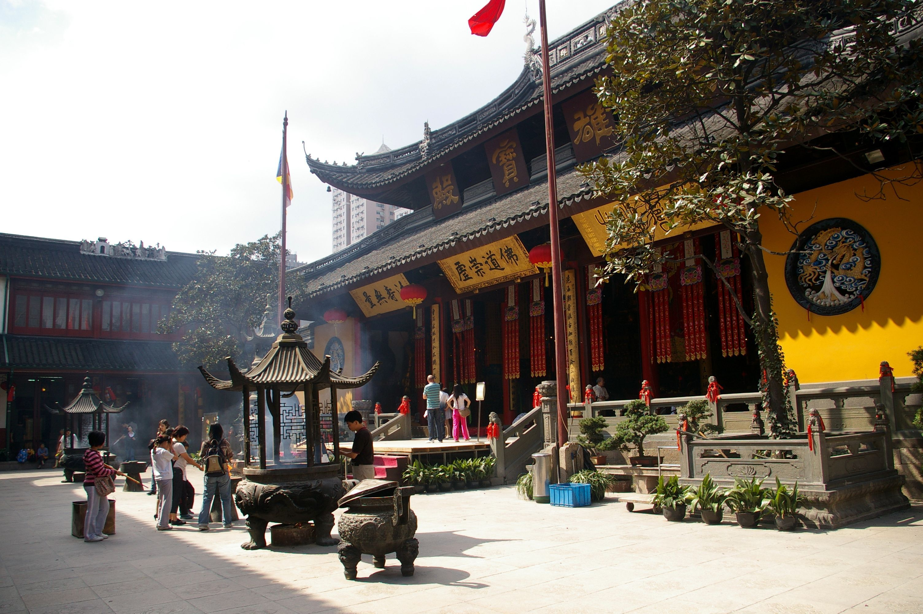 Картинки по запросу jade buddha temple shanghai site:pinterest.com