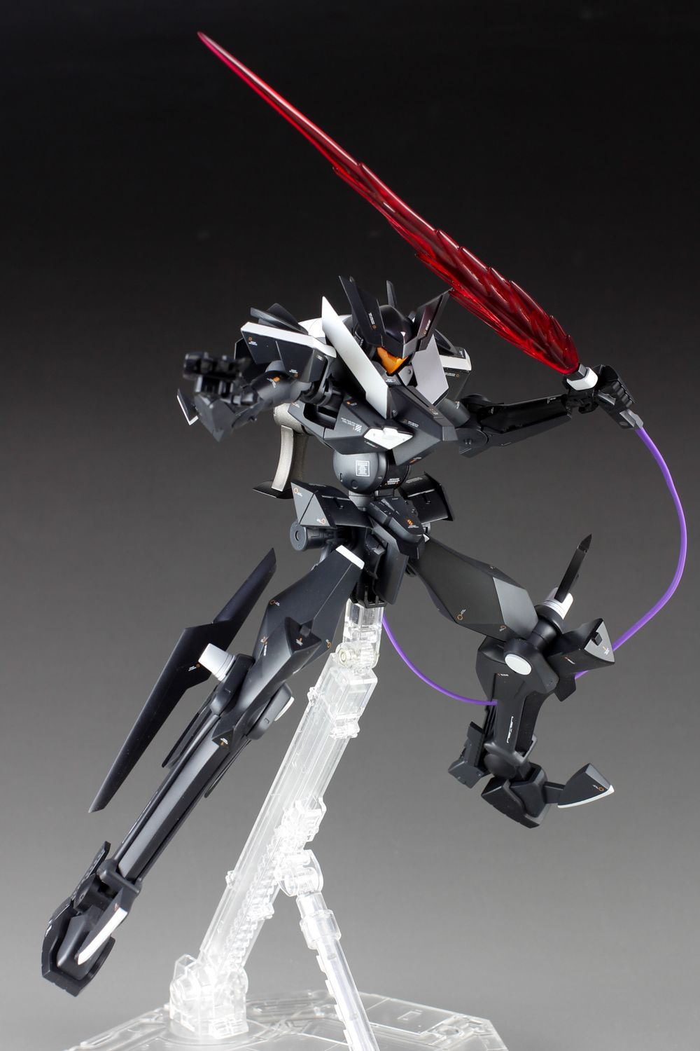 GUNDAM GUY: 1/100 GN Flag - Customized Build | Mecha Stuff | Pinterest