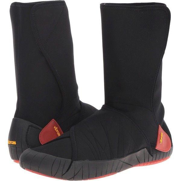 Vibram FiveFingers Furoshiki Neoprene Boot (BlackRed