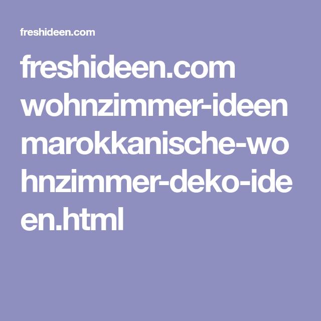 freshideen com wohnzimmer ideen marokkanische wohnzimmer deko ideen html