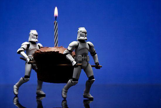 Картинки звездные войны с днем рождения