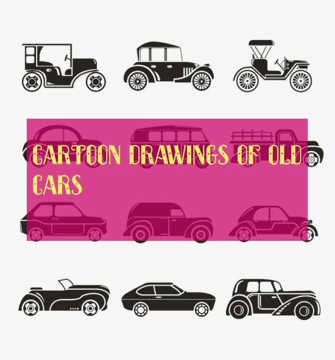 Dessins De Dessin Animé De Vieilles Voitures Cartoon Drawings Of Old Cars