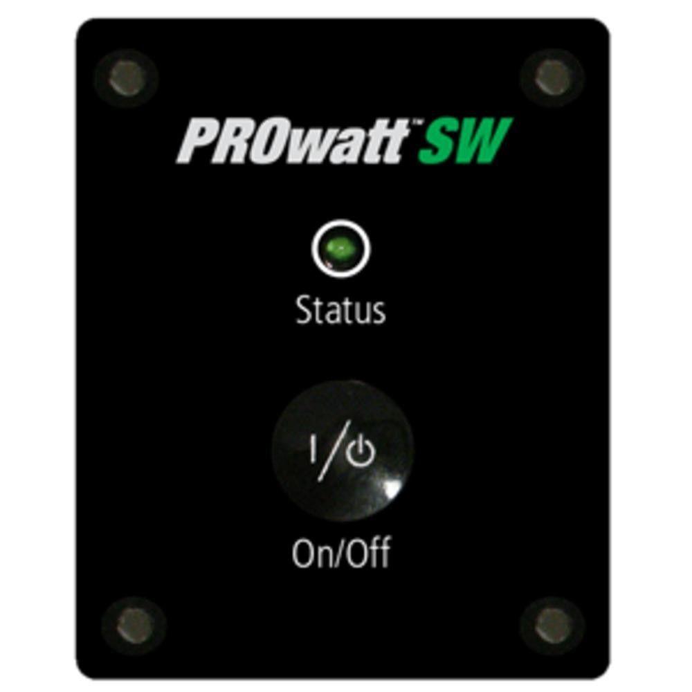 Xantrex Remote Panel w-25 Cable f-ProWatt SW Inverter