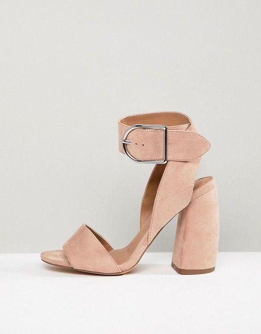 ASOS DESIGN Hold Tight Heeled Sandals Kk2jo4pr
