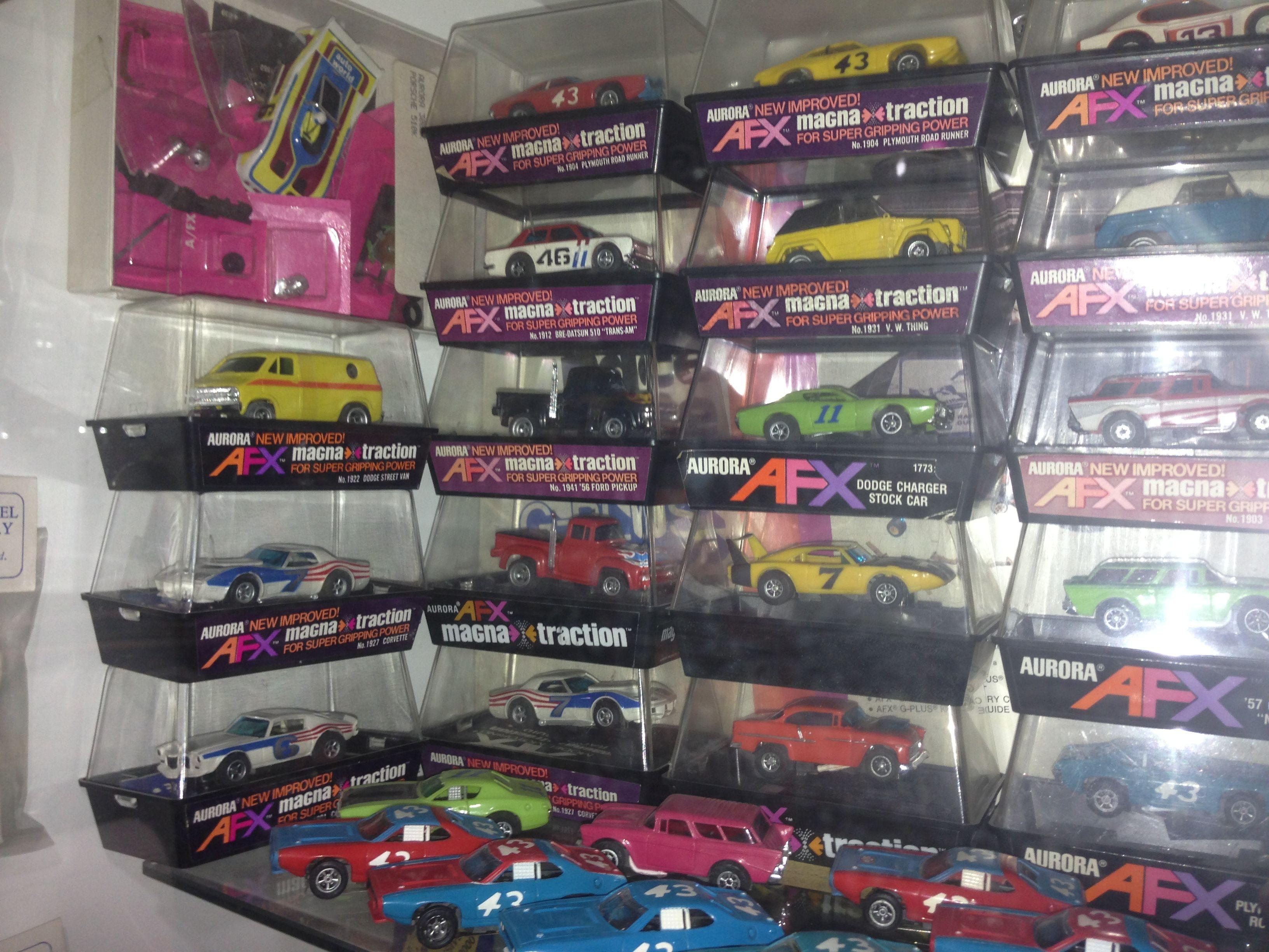 Afx Goodies Afx Slot Cars Slot Cars Automobilia
