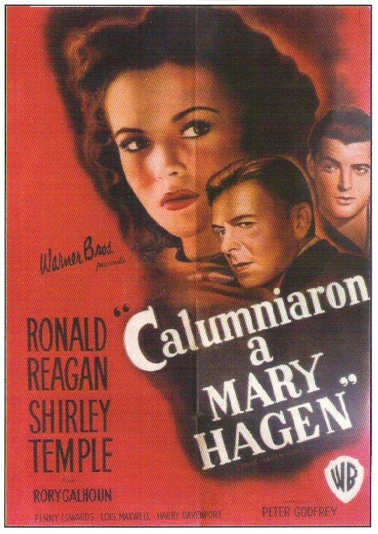 """Calumniaron a Mary Hagen (1947) """"That Hagen Girl"""" de Peter Godfrey - tt0039892"""