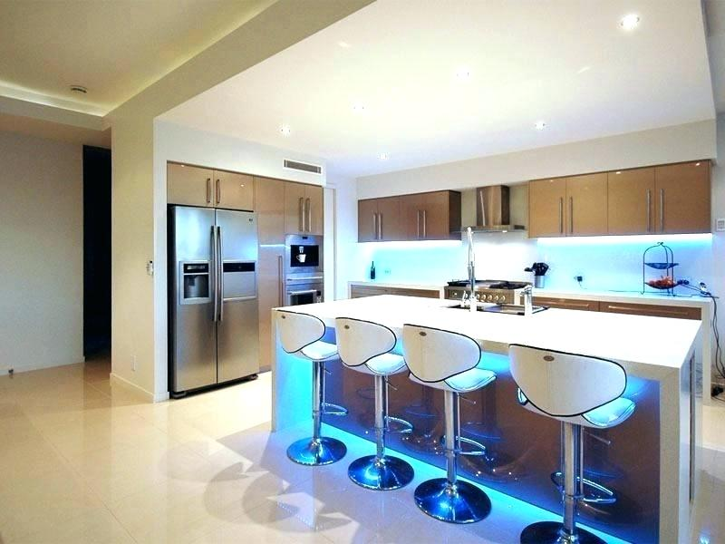Led Strip Lighting In Kitchens Superb In 2020 With Images