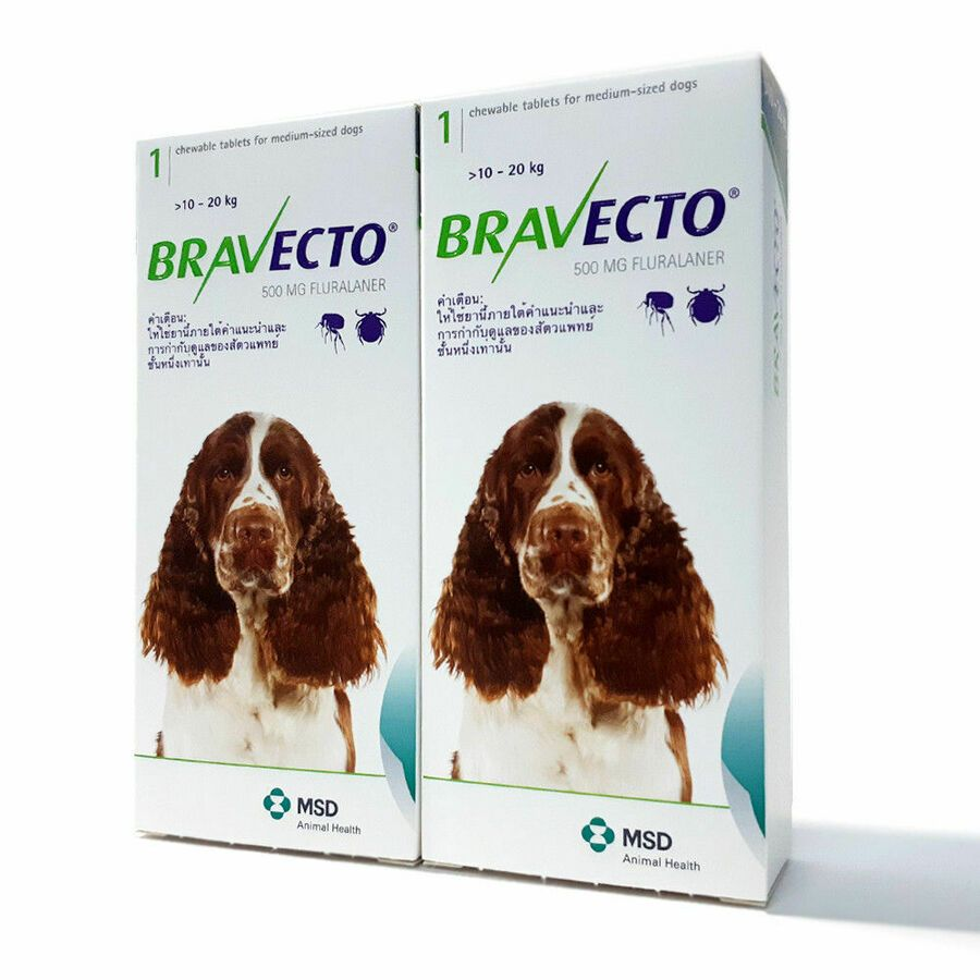 2 Boxes Chewable Tablets Bravecto 1000 Mg Medium Dogs 10 20 Kg Exp 2020 739761935206 Ebay Ad Ad Mg Medium Bravect Dogs For Sale Medium Dogs Dog Weight