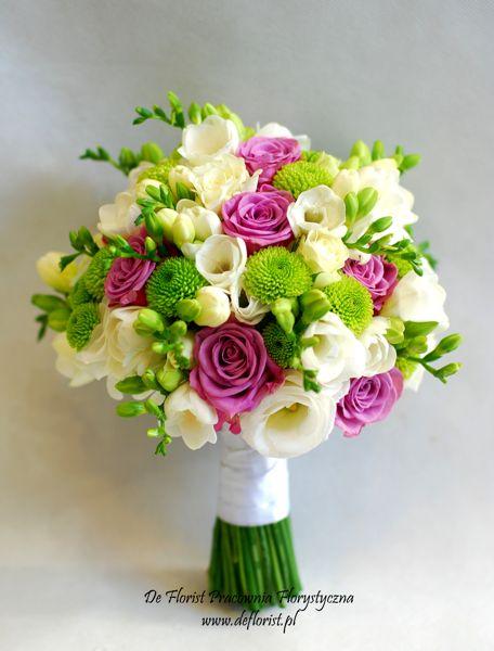 Bukiety I Wiazanki Slubne Flower Bouquet Wedding Bridal Bouquet Wedding Bouquets