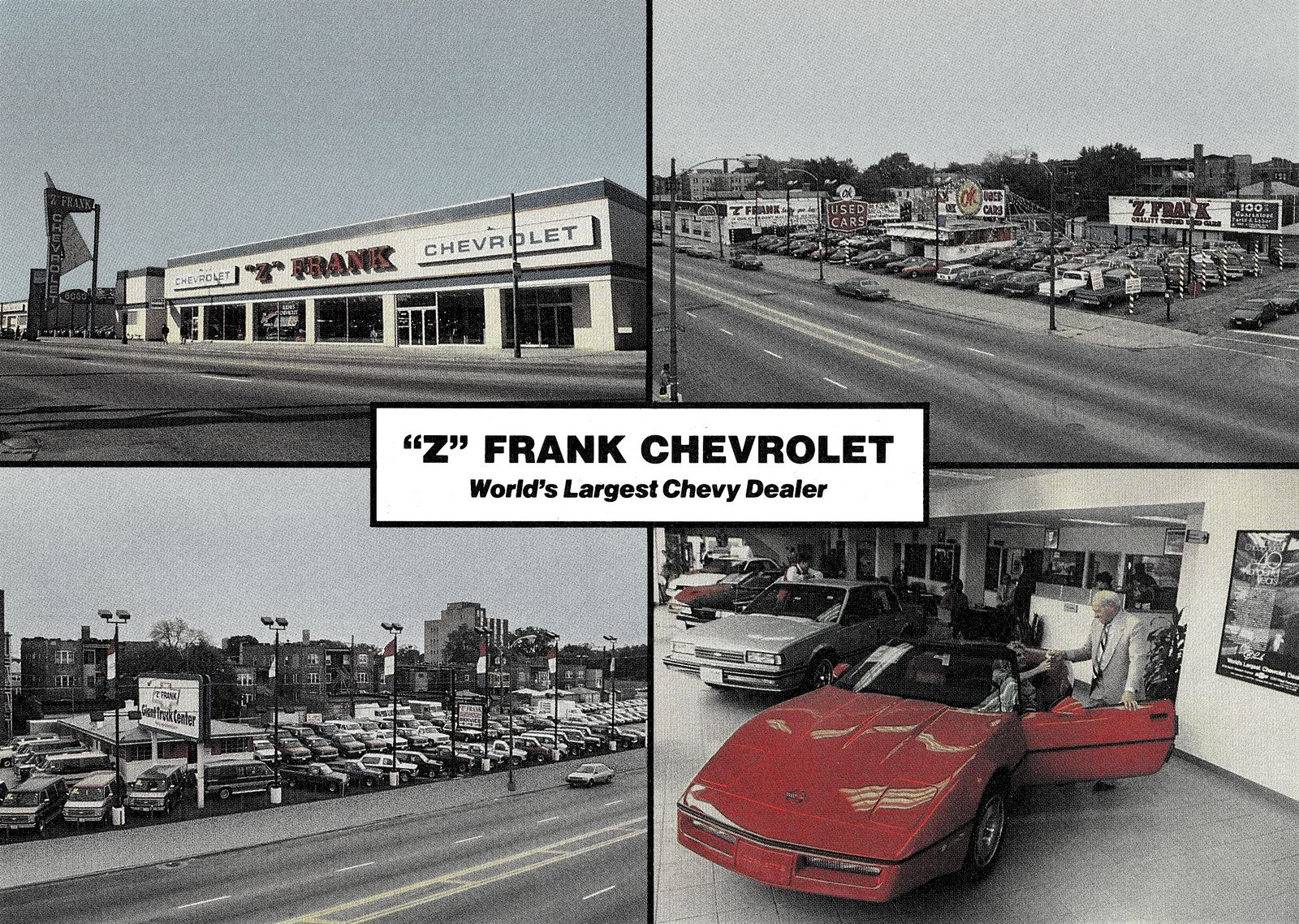 Z Frank Chevrolet Chicago Il Chevrolet Chevrolet Dealership Chevy Dealers