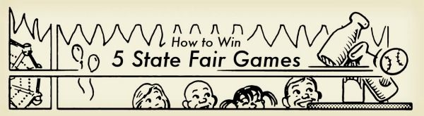 How to beat 5 most popular fair games!(&impress the chix)