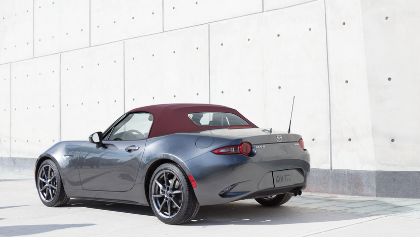 mazda s mx 5 available with cherry on top for 2018 mazda is rh pinterest ca