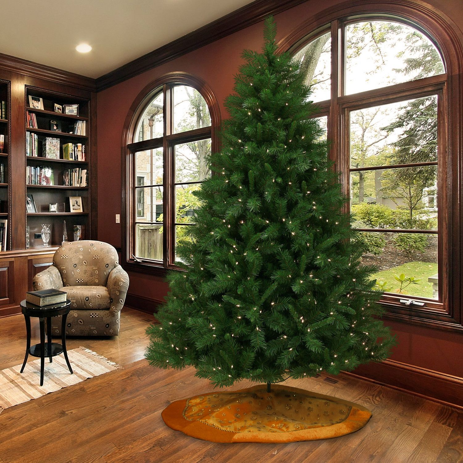 Simply Lights Best artificial christmas trees, Christmas