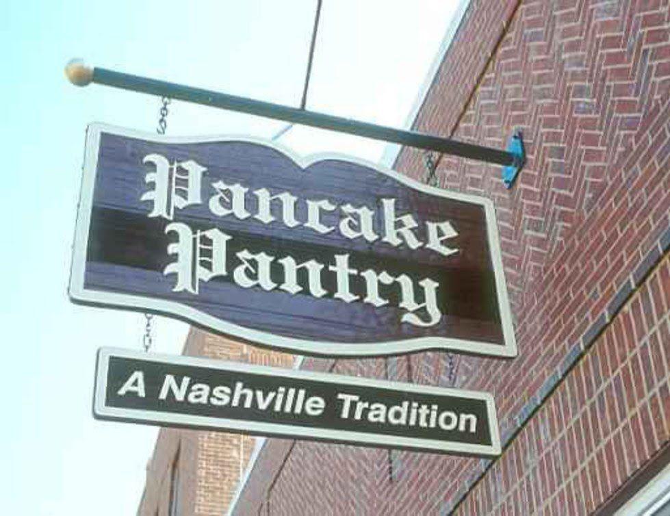 23 Things You Need To Do In Nashville Pancake pantry