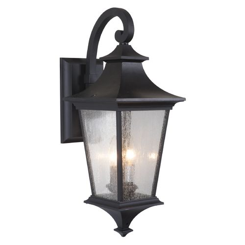 Seeded Glass Led Outdoor Wall Light Black Craftmade Lighting Black Outdoor Wall Lights Led Outdoor Wall Lights Outdoor Wall Lighting