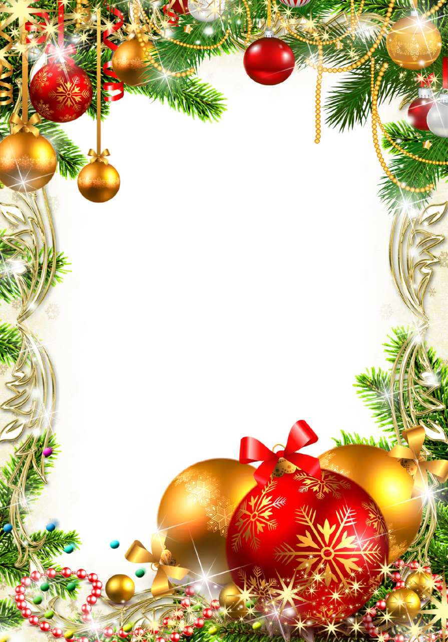 Christmas Transparent Images  Christmas Frame Transparent Christmas