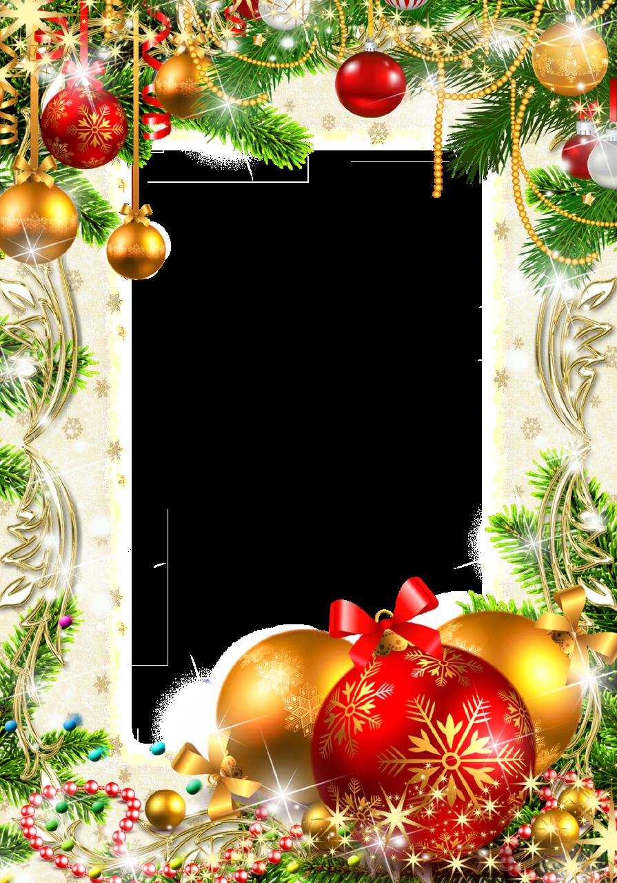 christmas transparent images | Christmas Frame Transparent ...