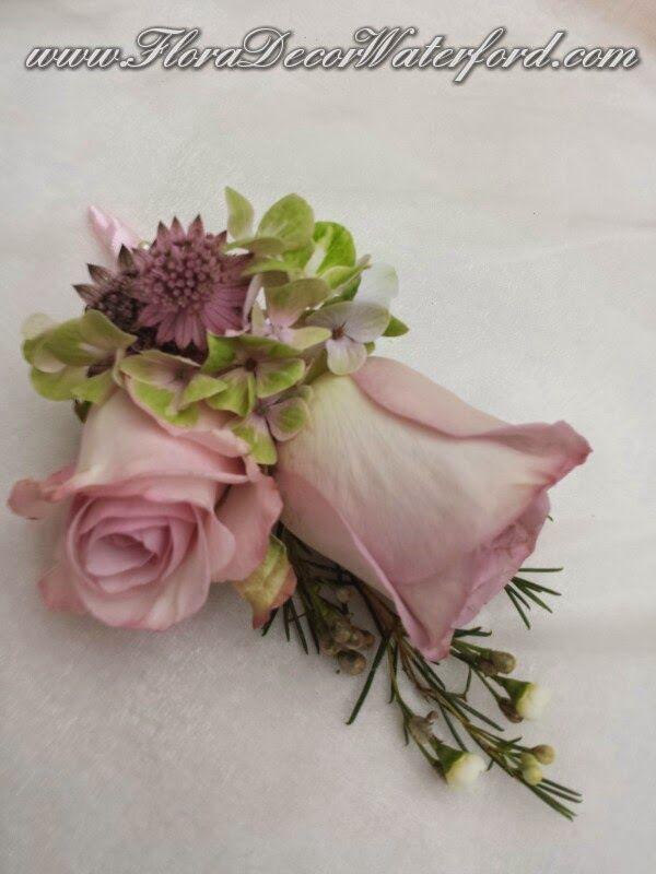 Flora Decor Wedding Events Flowers Waterford Nicola Keiths Vintage Inspired Dungarvan Church