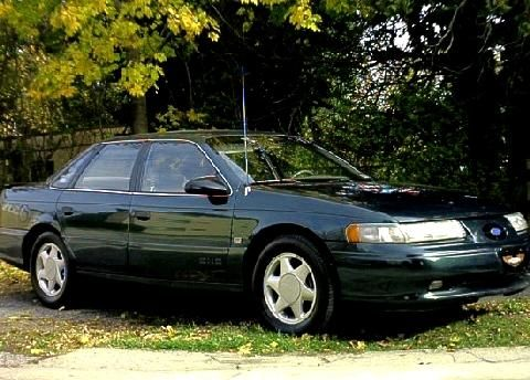 1993 Ford Taurus Sho Ford Taurus Sho Ford Taurus