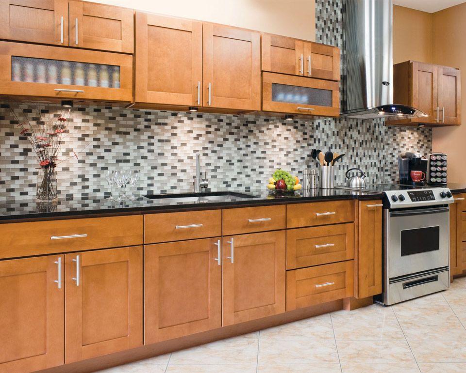 Merveilleux Birmingham Shaker Kitchen Cabinets   RTA Cabinet Store