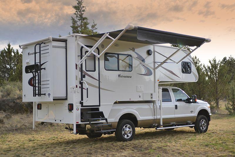Truck Camper For Sale >> A Short Comparison About Truck Camper Vs Travel Trailer