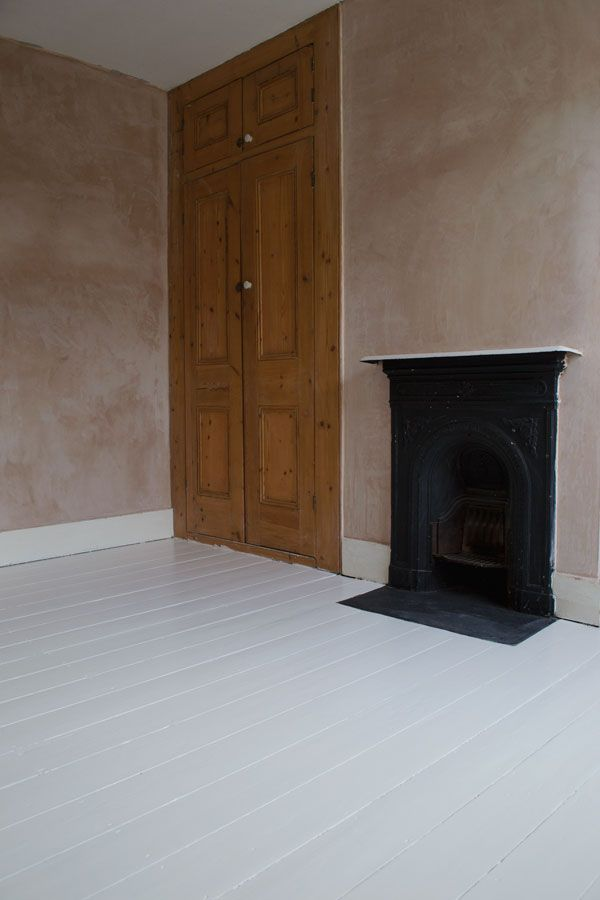 How To Paint Wooden Floors Pinterest Victorian Fireplace