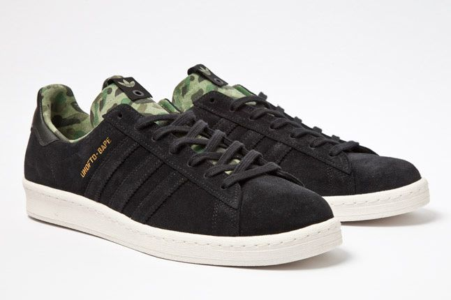 the latest c21e0 64752 ... BAPE x Undefeated x adidas Originals Consortium Campus Adidas CAMPUS 80s  ...