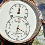 Monochrome Watches Review: Jaquet Droz Grande Seconde Quantième Ivory Enamel