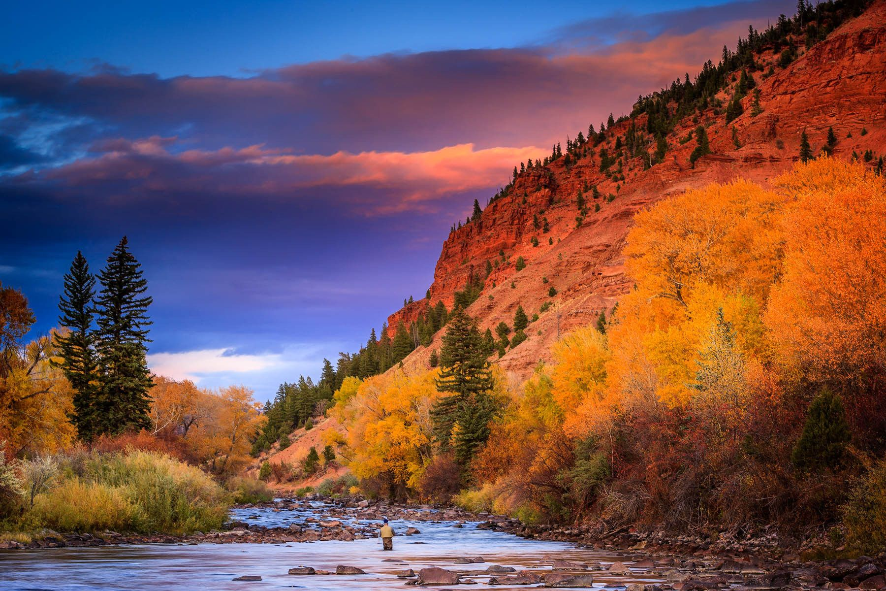 Fly fishing colorado autumn fly fishing in colorado for Colorado fly fishing