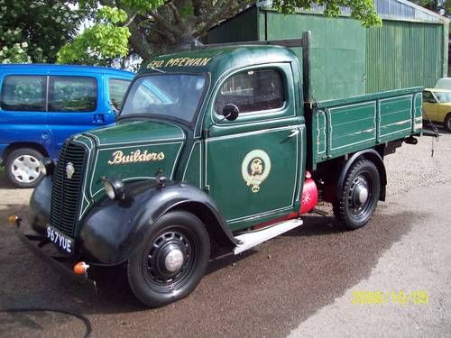 1950 Ford Dropside Pick Up On Car And Classic Uk C407132 Vintage