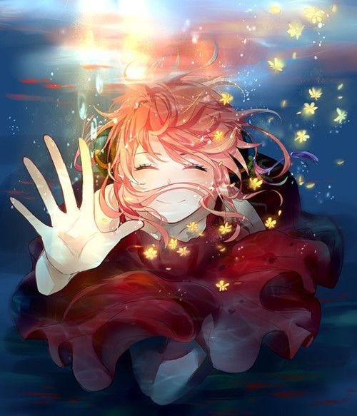 """Résultat de recherche d'images pour """"Manga tumblr water"""""""