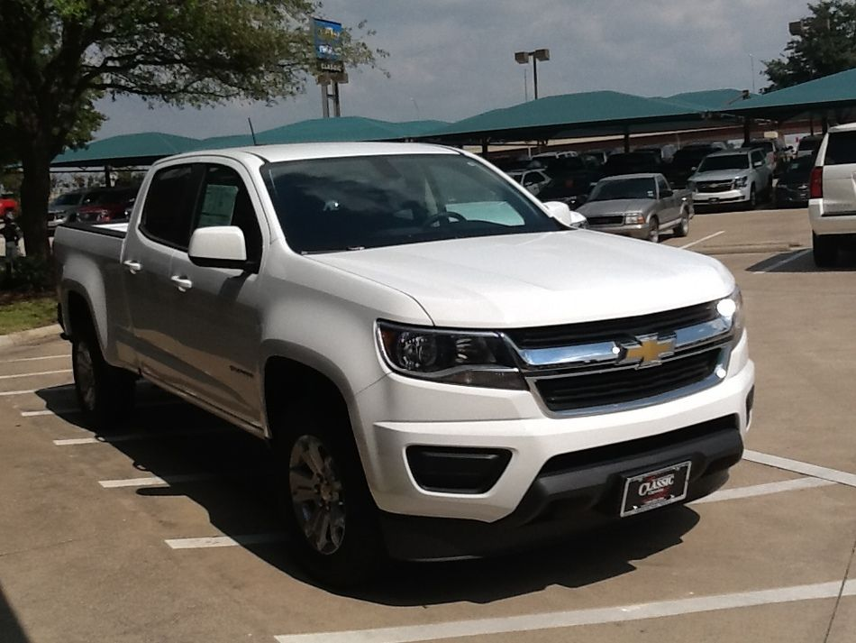2015 Chevrolet Colorado At Vincent Towne At Classic Chevrolet In