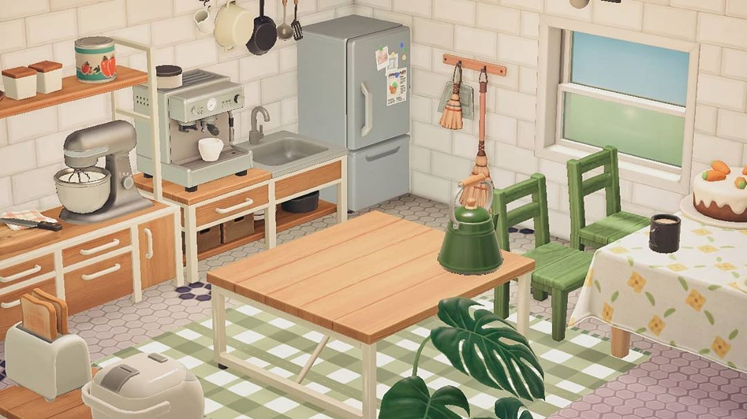 Kitchen Island Furniture Animal Crossing New Horizons ... on Animal Crossing Room Ideas New Horizons  id=39683
