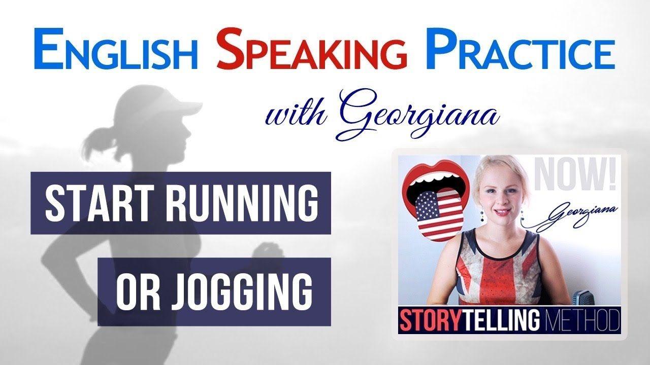 Jogging Englisch
