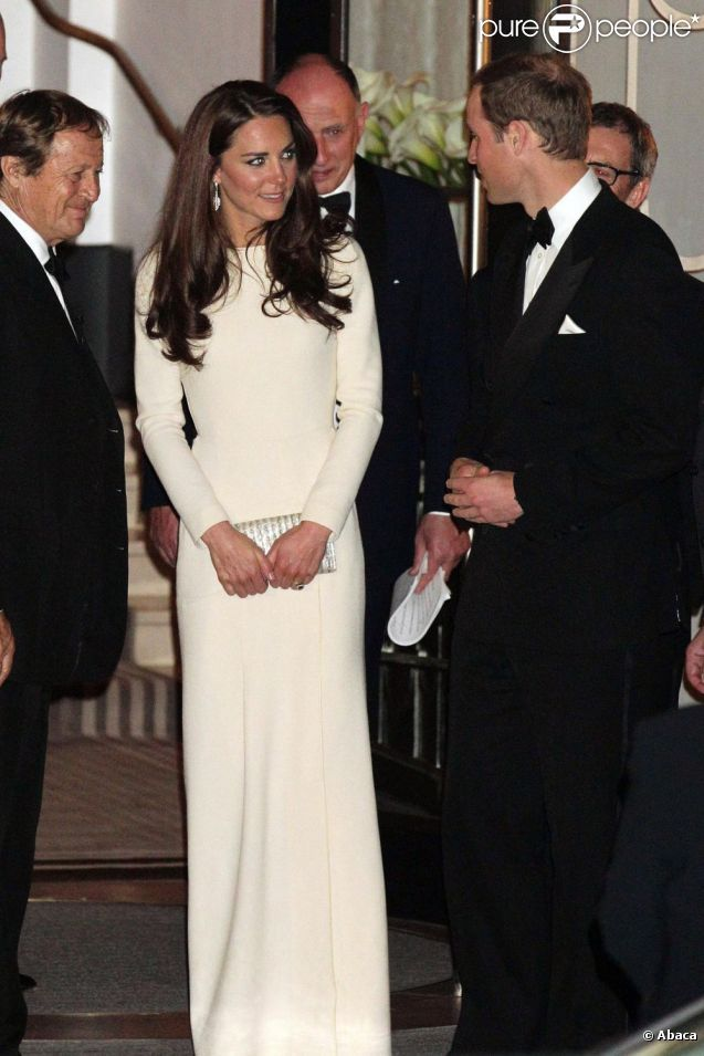 Soiree De Mariage Middleton Dressing Kate Robe x5gqdwx
