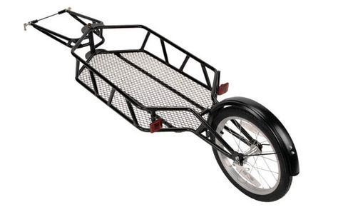 Bicycle Touring Trailers Trailers Made For Bike Touring Bike