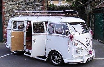 Sweet VW Bus